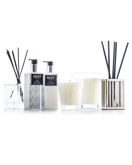 Linen 3-Wick Scented Candle, 21.1 oz. / 600 g