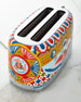 Smeg Dolce Gabbana x SMEG Sicily Is My Love 4-Slice Toaster