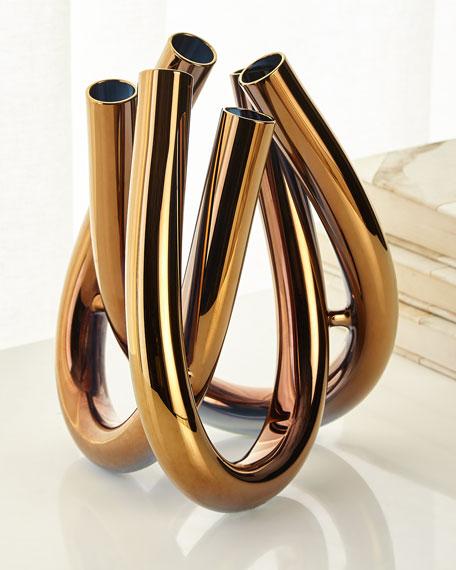 Rosenthal Triu Vase, Copper