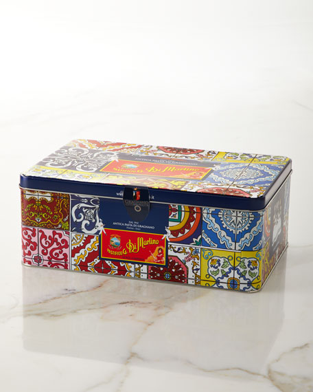 Dolce & Gabbana Pasta & Apron Tin Box Set