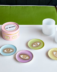 Coasters to keep an eye on drinks