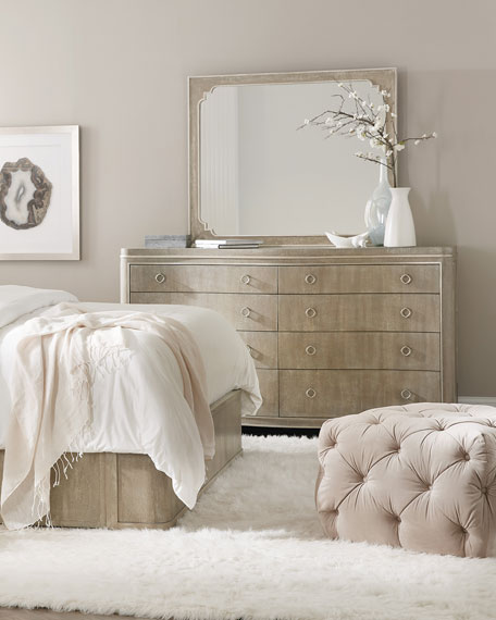 Hooker Furniture Eleri Landscape Mirror