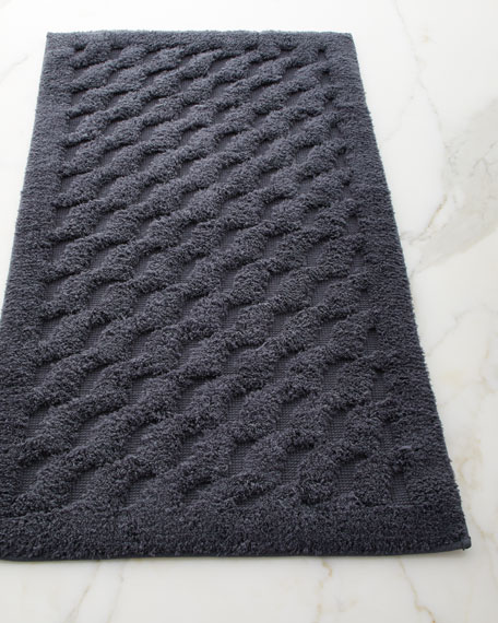 Graccioza Wave Bath Rug