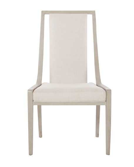 Bernhardt Axiom Cutout Dining Side Chair (Each)