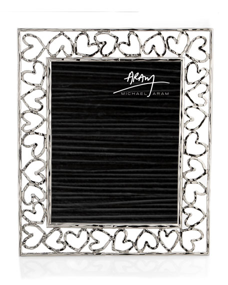 "Michael Aram Heart Photo Frame, 8"" x 10"""