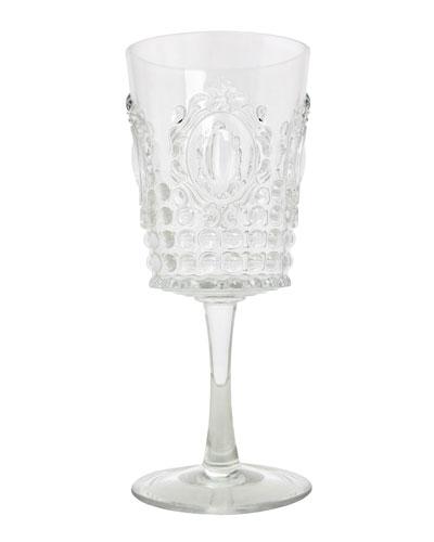 Jewel Melamine Wine Glass