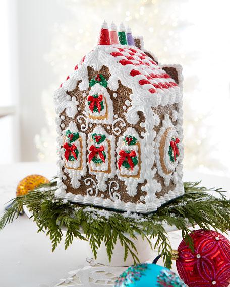 Sweet Savannah Dutch Village 2 Gingerbread House