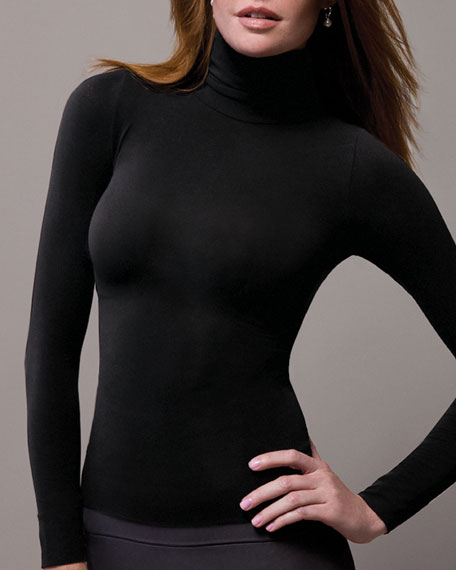 On Top & In Control Classic Chic Turtleneck