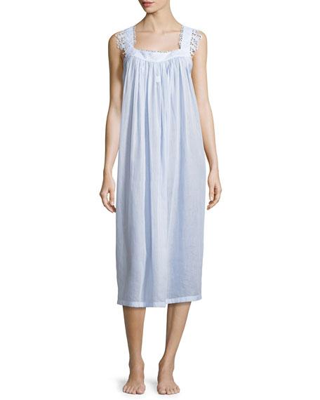 Celestine Anastasia Sleeveless Nightgown