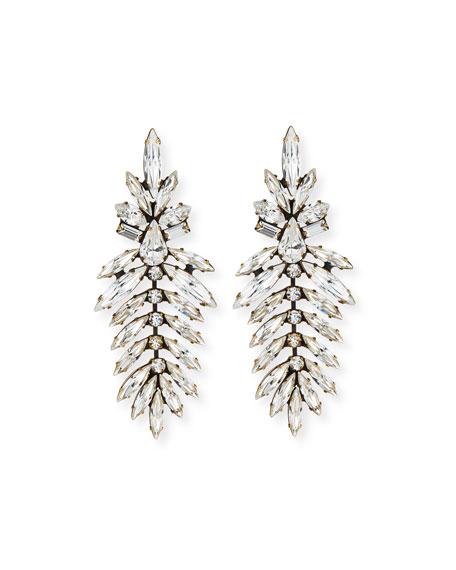 Auden Lilith Crystal Statement Earrings QtdYtNxpSd