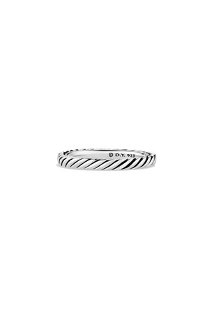 David Yurman Cable Collectibles Band Ring