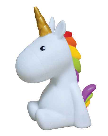 Iscream Color-Changing Unicorn Night Light