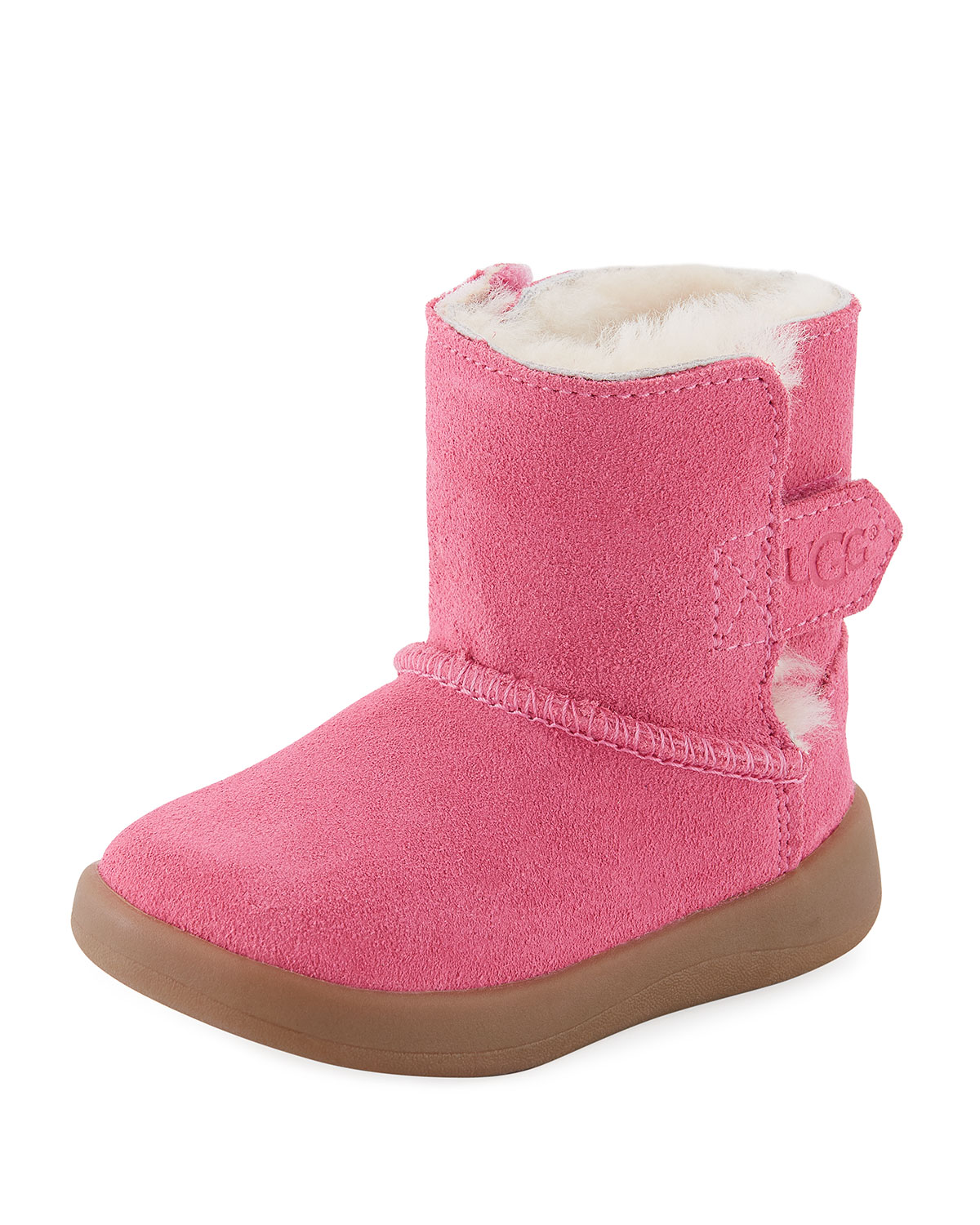 a2078d440be Keelan Suede Bootie, Infant Sizes 0-12 Months