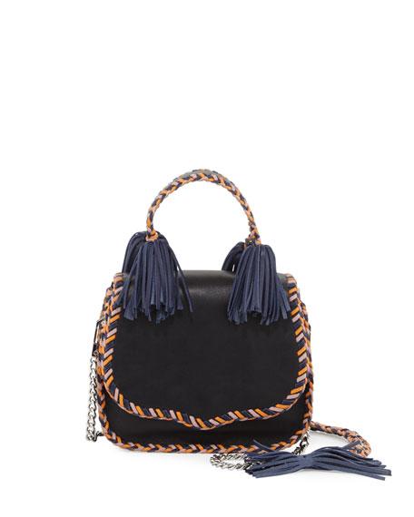 Rebecca Minkoff Chase Medium Whipstitch Saddle Bag