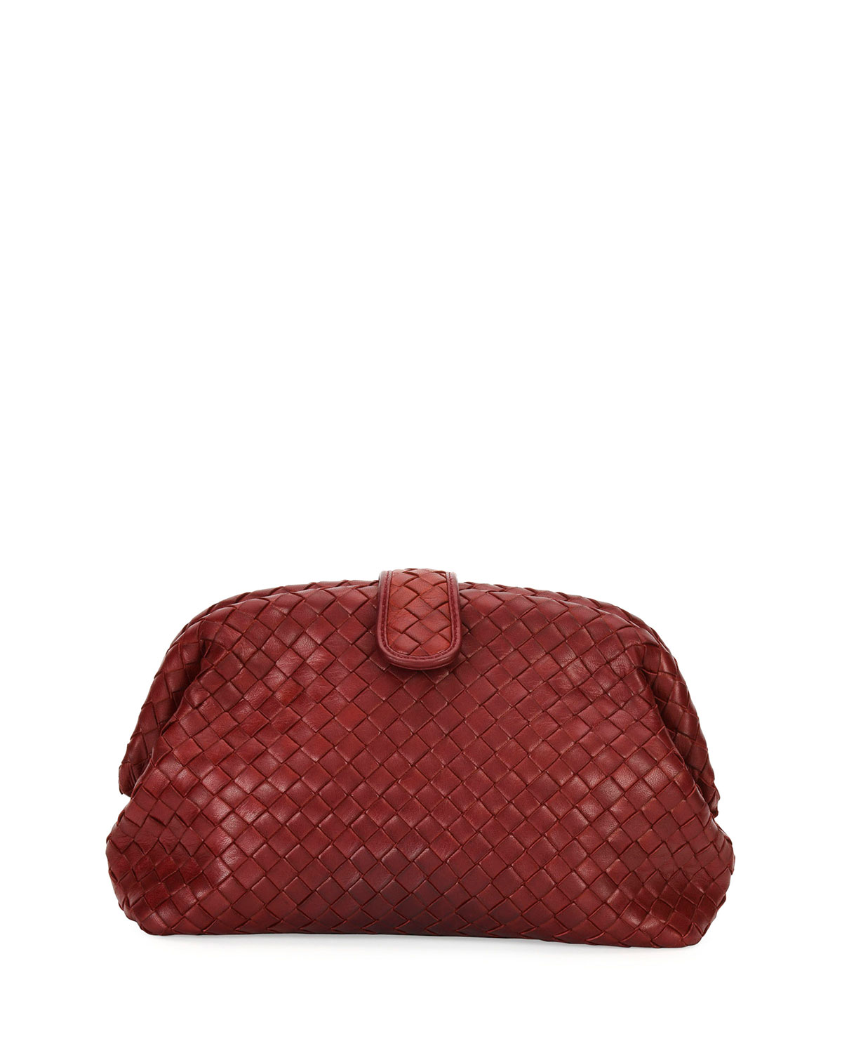 e9098426c4 Quick Look. Bottega Veneta · Lauren Napa Intrecciato Clutch Bag