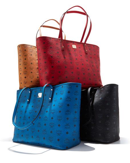 mcm anya medium top zip shopper bag. Black Bedroom Furniture Sets. Home Design Ideas