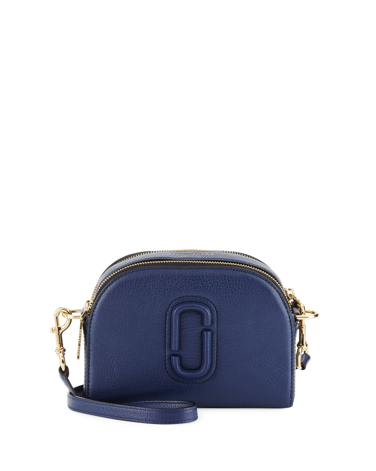 a69ff88971ab Marc Jacobs Shutter Small Leather Camera Bag