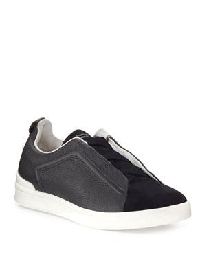 987bf4d6d0 Ermenegildo Zegna Shoes : Loafers & Boots at Neiman Marcus