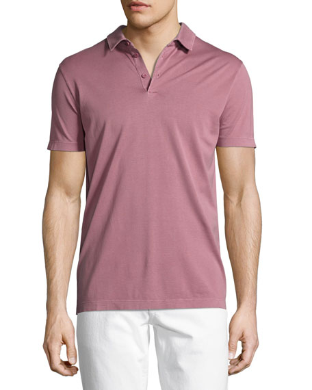Mens Knit Cotton Polo Shirt Loro Piana Supply Cheap Online Cheap Wiki Sast Cheap Online Buy Cheap 100% Authentic Buy Cheap Great Deals y3oZV
