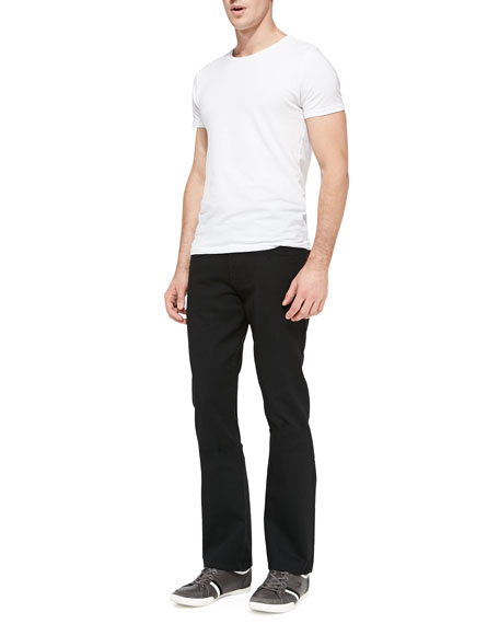 Ricky Midnight Straight-Fit Jeans