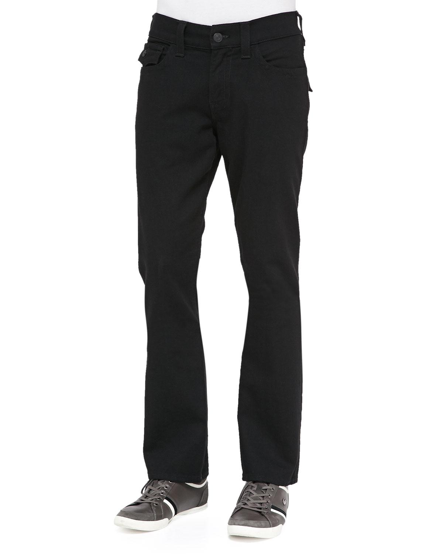 True Religion Ricky Midnight Straight-Fit Jeans  1bef0b56f4c0