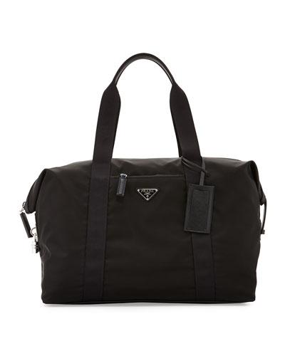 Prada Soft Duffel Bag