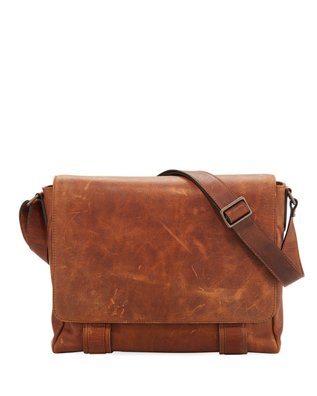 FryeLogan Flap Messenger Bag