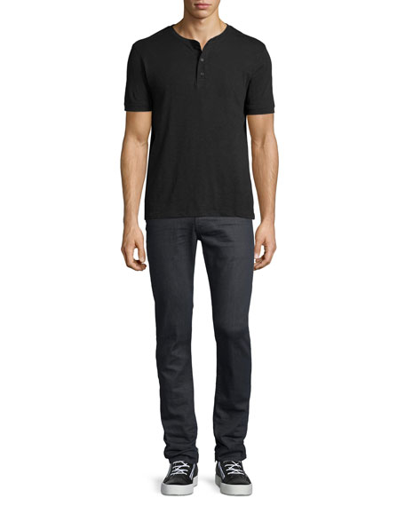 J Brand Men's Tyler Slate Resin Jeans