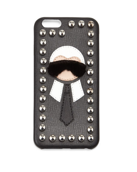 Buy Fendi Karlito Iphone Case