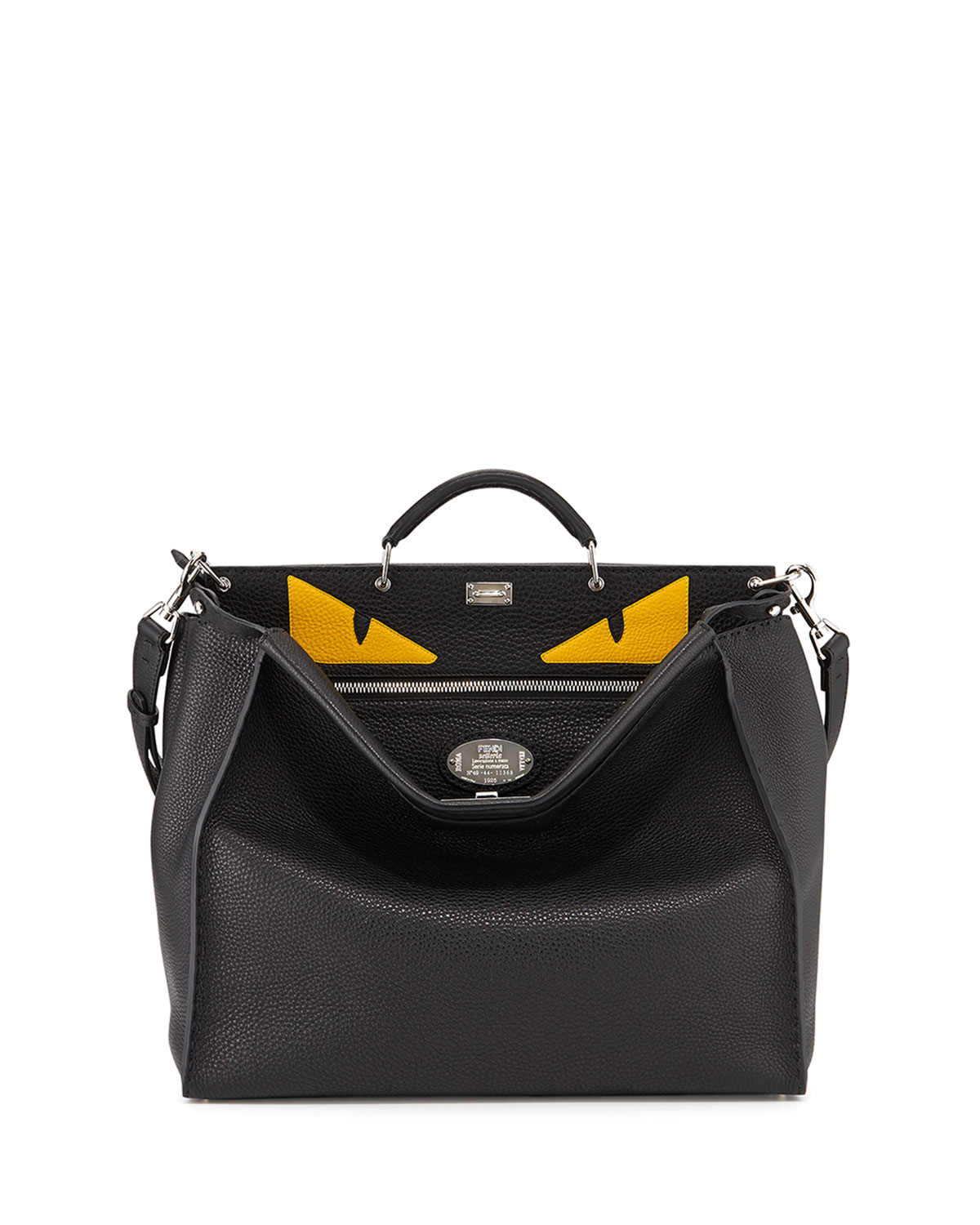Fendi Men s Monster Eyes Peekaboo Bag 37299d01493c0