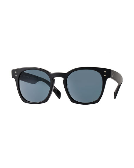 Oliver PeoplesByredo 50 Photochromic Sunglasses, Black