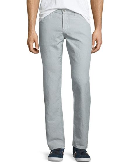 AG Adriano GoldschmiedGraduate Sulfur Quartz Jeans