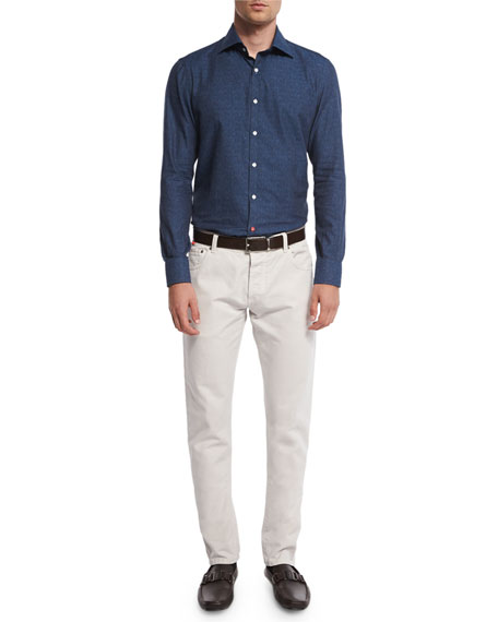 Isaia Sport Shirt & Jeans