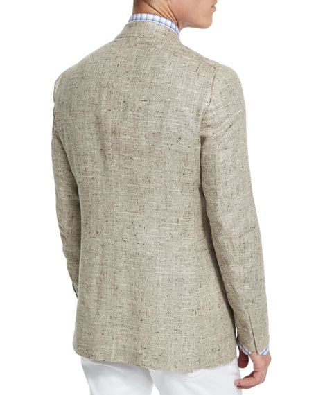 Gregory Summer Donegal Two-Button Sport Coat