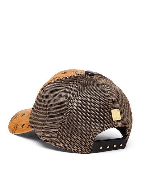 burberry plaid baseball hat cap mens