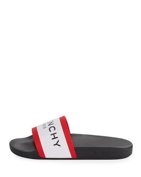 Men's Logo Sandal Slide