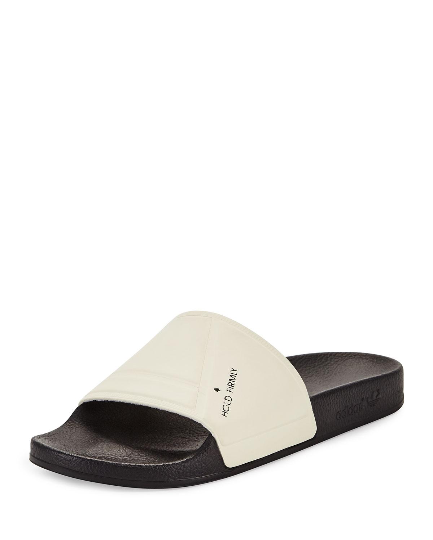 6792d997c8c5 adidas by Raf Simons The Adilette Bunny Sandal Slide