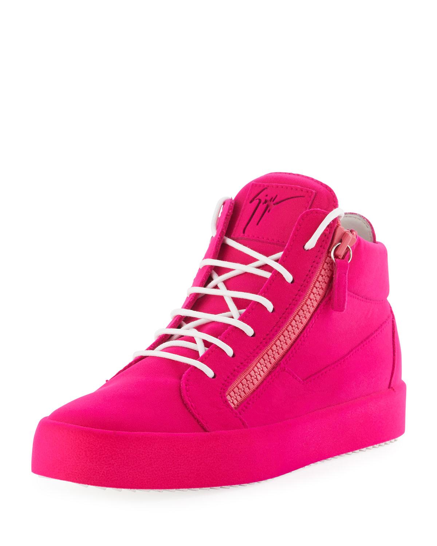 double sole sneakers - Pink & Purple Giuseppe Zanotti Yo8cEKDKT
