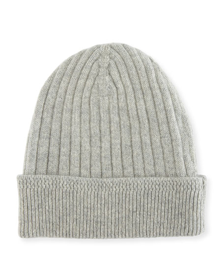 25d36d95bcb43 TOM FORD Ribbed Cashmere Beanie Hat