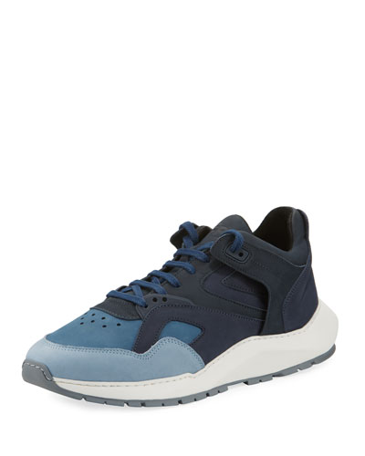 Legacy Arch Running Sneaker, Navy