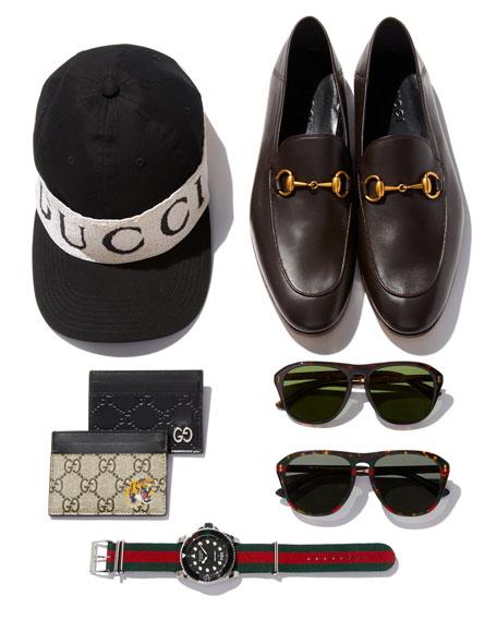 Gucci Gabardine Hat