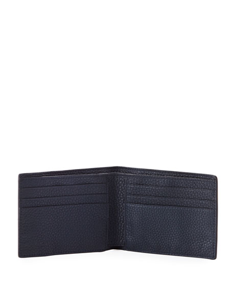 Men's Firenze Gamma Bi-Fold Card Case