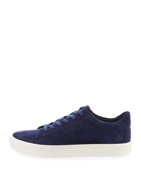 Men's Kurtis Suede Low-Top Sneakers