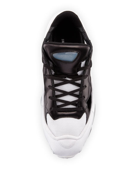 adidas by Raf Simons Men's Replicant Ozweego Trainer Sneakers