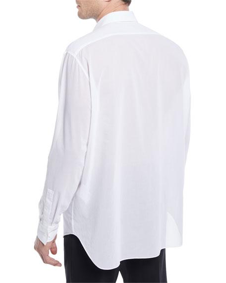 Berluti Lightweight Oversize Cotton Shirt