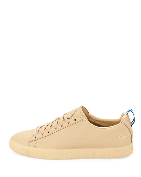 Men's x Big Sean Clyde Leather Creeper Sneakers