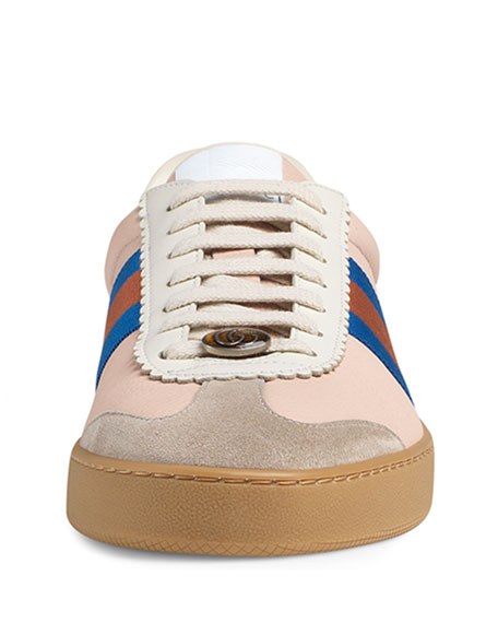 Image 3 of 3: JBG Retro Calf Sneaker