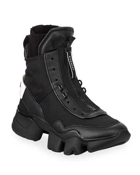 Givenchy Men's Jaw Hybrid Sneaker Boots