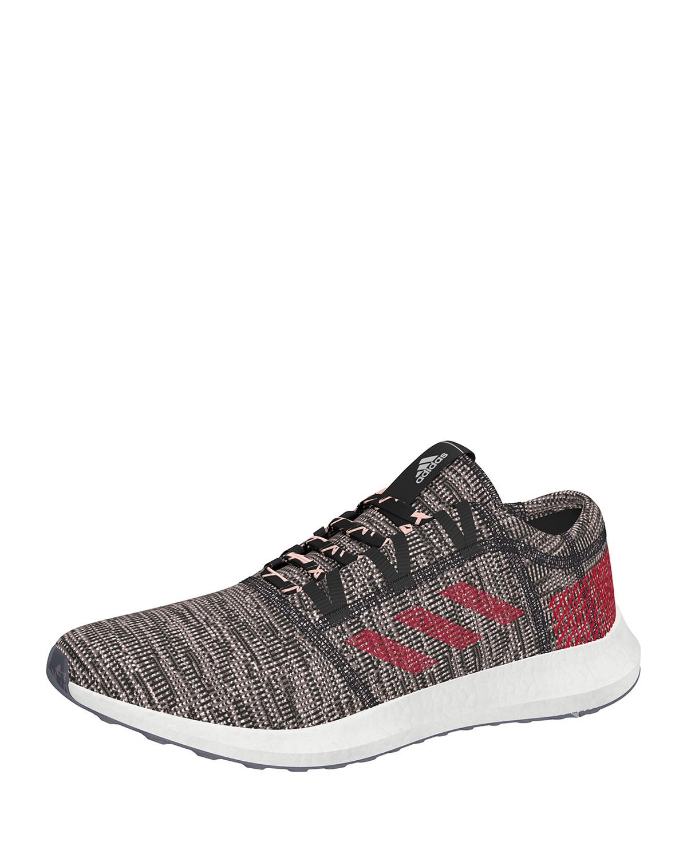 38c5c0c36cabf Adidas Men s PureBOOST Go Knit Trainer Sneakers