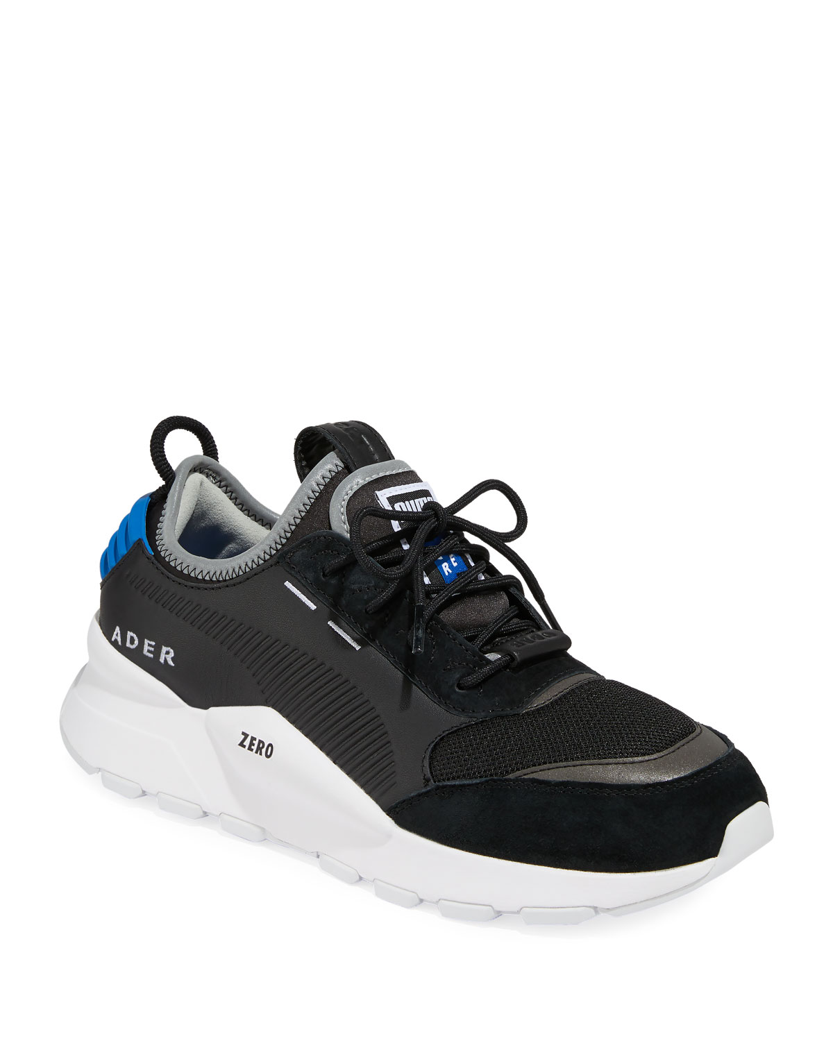Trainer Ader Sneakers Error Men's Leather vO8nmwN0